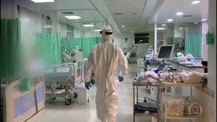 Fiocruz quer saber o impacto da pandemia nos profissionais de saúde da linha de frente