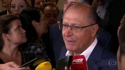 Geraldo Alckmin é denunciado por falsidade ideológica, corrupção e lavagem de dinheiro