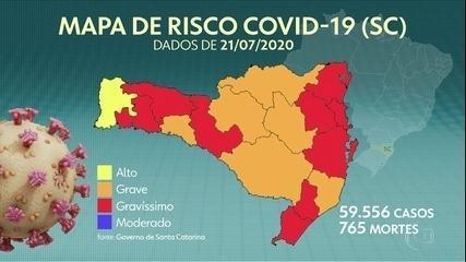 Alesc decide abrir processo de impeachment contra o governador Carlos Moisés