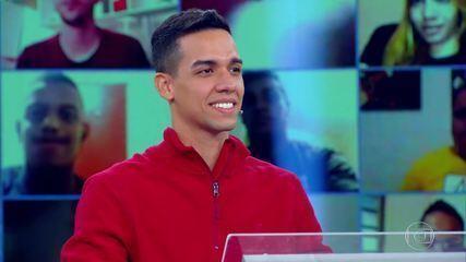 'Quem Quer Ser Um Milionário?': Daniel segue na busca pelo prêmio de 1 milhão