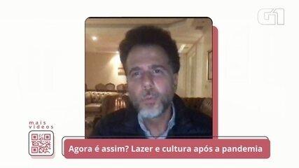 """Felipe Simas afirma que shows em drive-in são tendência: """"no Brasil não vai ser diferente"""""""