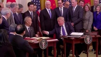 China ordena fechamento de consulado dos EUA no país