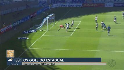 URT perde para o Cruzeiro no Mineirão