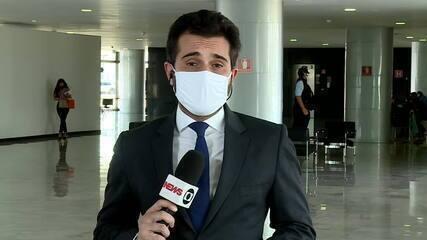Curado da Covid-19, Bolsonaro voltou ao trabalho no Palácio do Planalto em julho