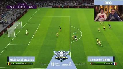 Confira os melhores momentos da final de PES PS4 da Liga Estudantil