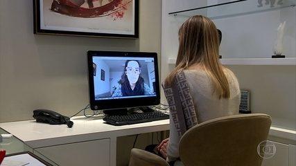 Serviço de atendimento pela internet oferece apoio psicológico para profissionais da saúde
