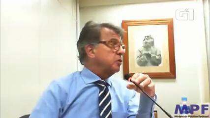 Marinho diz que Bebianno avisou Bolsonaro sobre operação Furna da Onça