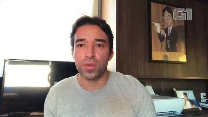 Marden Menezes divulga que contraiu Covid-19