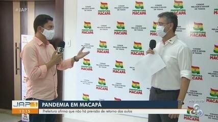 Macapá anuncia 4ª etapa de flexibilização de atividades econômicas e sociais