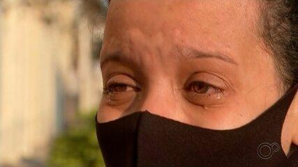 Moradora que teve casa alvejada durante ataque a bancos de Botucatu relata pânico