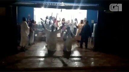 Igreja descumpre toque de recolher em Campo Grande