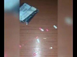 Vídeo mostra cápsulas de medicamento vazias e prefeitura denuncia fake news