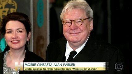Morreu, aos 76 anos, cineasta britânico Alan Parker