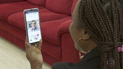 Necessidade de distanciamento social dá impulso forte na chamada telemedicina
