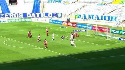 Melhores momentos de Cruzeiro 3 x 0 Patrocinense pela semifinal do Mineiro