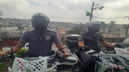 Policia Militar de São Paulo começa a usar câmeras nas guarnições