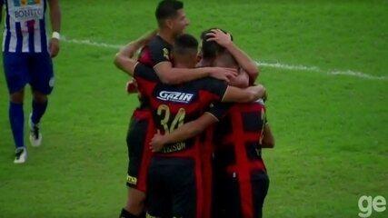 Melhores momentos de Sport 3 x 0 Decisão, pelo Campeonato Pernambucano