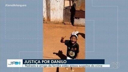 Polícia investiga morte de Danilo Sousa, afogado em lama