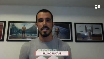 Chamada Olímpica: teaser entrevista Bruno Fratus
