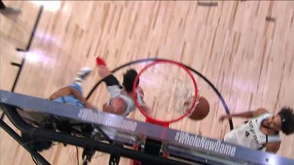 Melhores momentos de San Antonio Spurs 108 X 106 Memphis Grizzlies pela NBA