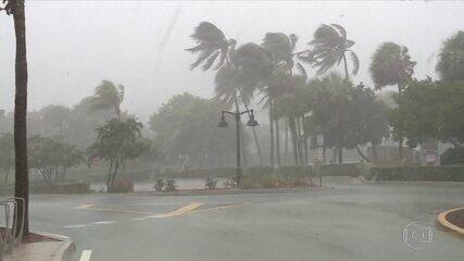 Tempestade que atinge Estados Unidos pode se transformar em furacão