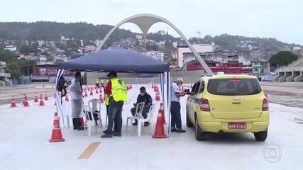 OMS alerta sobre situação do Brasil na pandemia de Coronavírus