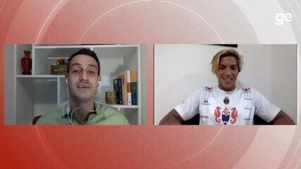 Chamada Olímpica: teaser da entrevista com Ana Marcela