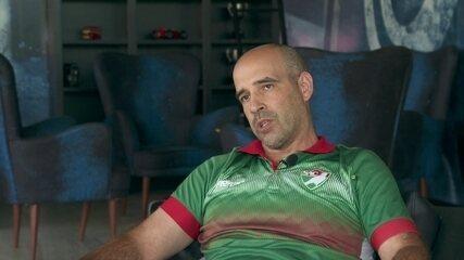 Conheça o técnico português Daniel Neri, que comanda o Salgueiro final do Pernambucano de 2020