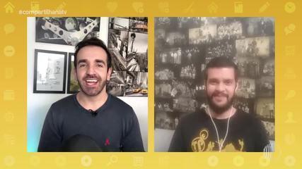 'Momento Compartilha': Troupe Parabolandos lança espetáculo nas redes