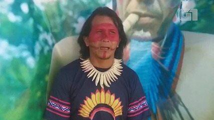 Cacique Irakadju fala da morte de indígena Ka'apór e diz que falta apoio das autoridades