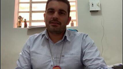 Delegado Hugo Leonardo fala sobre prisão de homem por estupro e homicídio de criança em AL