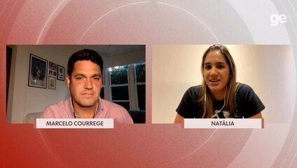 Chamada Olímpica: teaser da entrevista com Natália