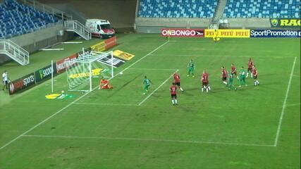 Melhores momentos: Cuiabá 0 x 0 Brasil de Pelotas pala 1 rodada da Série B 2020
