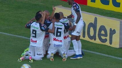 Os Gols de Operário-PR 3 x 1 Figueirense pela Série B do Campeonato Brasileiro