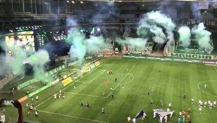 Palmeiras é campeão Paulista de 2020