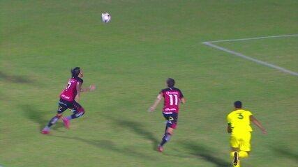 Melhores momentos: Vitória 1 x 0 Sampaio Corrêa pela 1ª rodada do Brasileirão Série B 2020