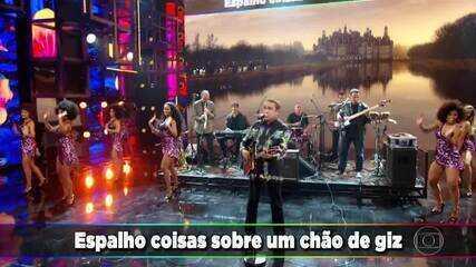 Zé Ramalho canta 'Chão de Giz'