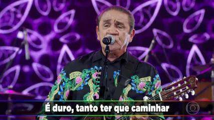 Zé Ramalho canta 'Vida de Gado'
