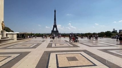 França e Bélgica estão em alerta por causa do calor