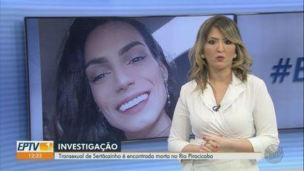 Transexual de Sertãozinho, SP, é encontrada morta no Rio Piracicaba