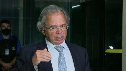 Guedes: 'Furar teto de gastos pode levar Bolsonaro ao impeachment'