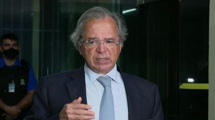'Há uma debandada', admite Paulo Guedes após demissão de dois secretários