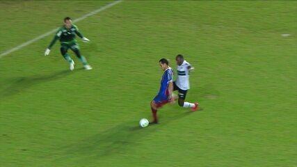 Melhores momentos: Bahia 1 x 0 Coritiba pela 2º rodada do Brasileirão 2020