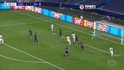 Bayern de Munique vence o Barcelona por 8 a 2