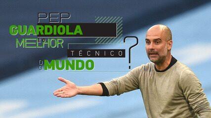 Pep Guardiola é o melhor técnico do mundo? PVC, Muricy e Rizek respondem