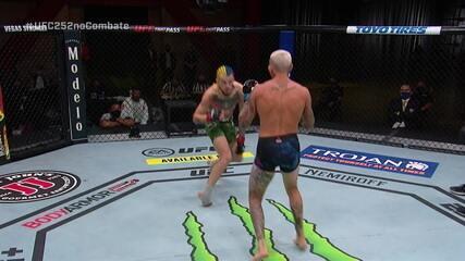 Sean O'Malley vs. melhores momentos de Marlon Vera no UFC 252