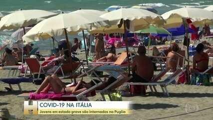 Itália volta a fechar discotecas porque número de casos de Covid-19 está subindo no país