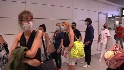 Itália volta a apresentar aumento de contaminações pelo coronavírus