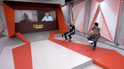 Cafézinho com Escobar: Tita e Gérson comentam desempenho dos cariocas no Brasileirão