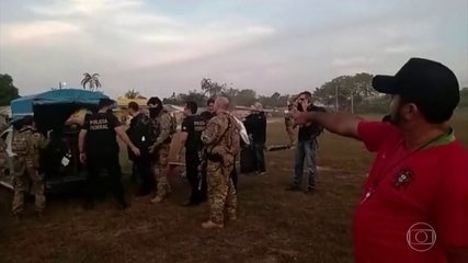PF ouve moradores de Nova Olinda do Norte no Amazonas após escalada da violência na região